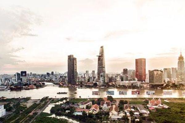 Thành phố Hồ Chí Minh hiện đại, hài hòa sông nước