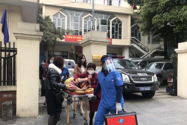 Xô xát ở Cục Thi hành án dân sự Hà Nội: Người bị thương đề nghị khởi tố vụ án