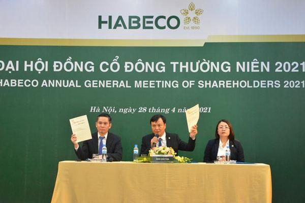 HABECO đạt sản lượng gần 54 triệu lít trong quý I-2021