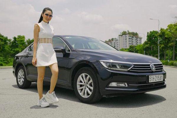 Volkswagen Passat có gì để cạnh tranh với Toyota Camry, VinFast Lux A?