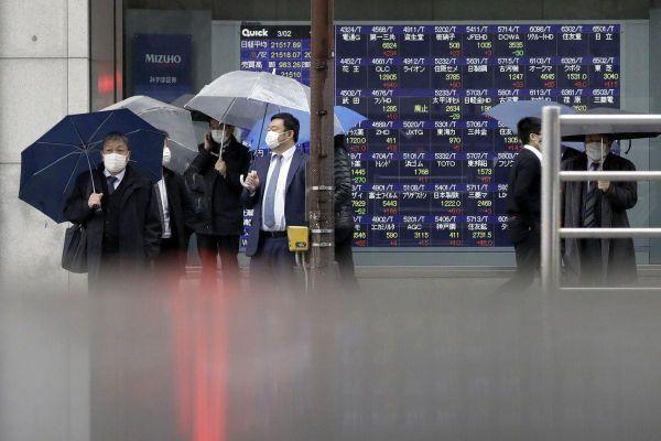 Bong bóng nợ phình to ở các nước châu Á