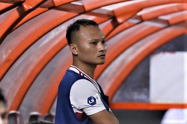 HLV Park Hang-seo mất Trọng Hoàng ở vòng loại World Cup