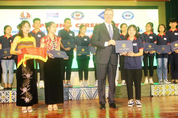 Thanh Hóa: Phối hợp với IIG Việt Nam tổ chức thi TOEFL