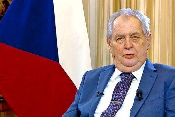 Chính giới Czech 'nổi sóng' sau phát biểu nước đôi 'có lợi cho Nga' của Tổng thống Zeman