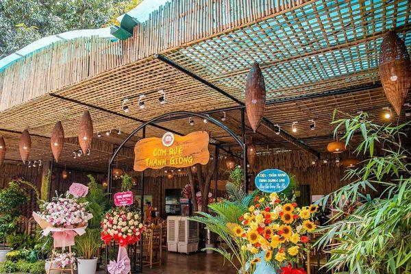 Khám phá phong cách ẩm thực làng Việt giữa lòng thành Vinh