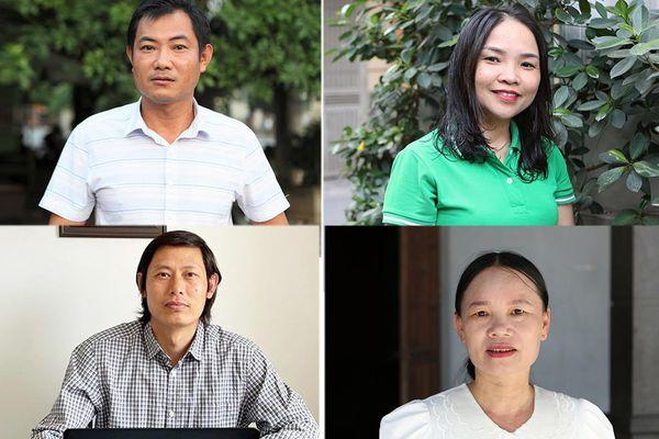 Người Hà Tĩnh sinh 1975 chia sẻ niềm tự hào được cống hiến để tri ân đất nước và Nhân dân