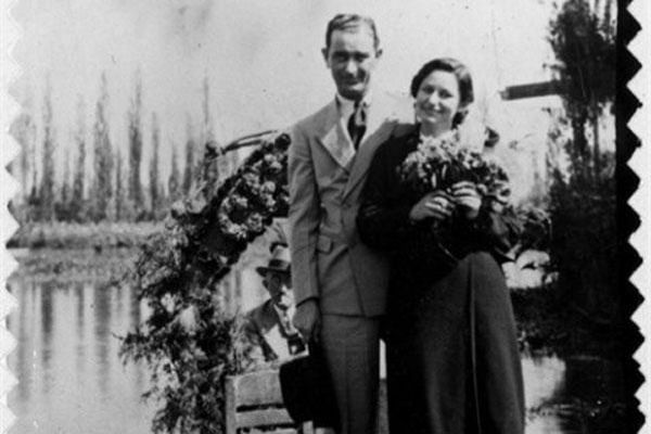 Ảnh cưới độc đáo của các đời tổng thống Mỹ