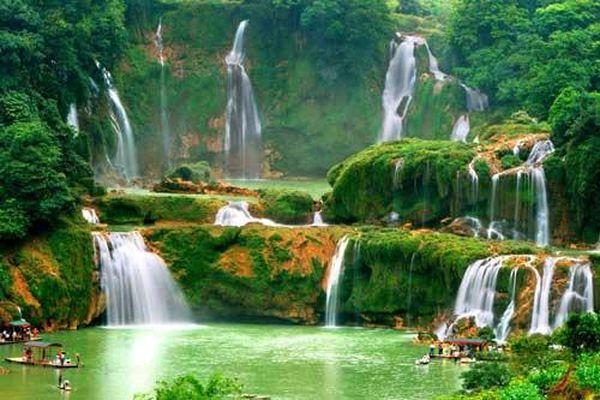 Thác Bản Giốc lọt top những thác nước đẹp nhất hành tinh