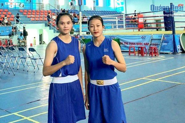 Những vận động viên trẻ triển vọng