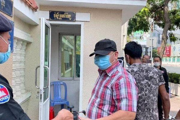 Mở tiệc giữa lệnh phong tỏa, tướng Campuchia phải ngồi tù