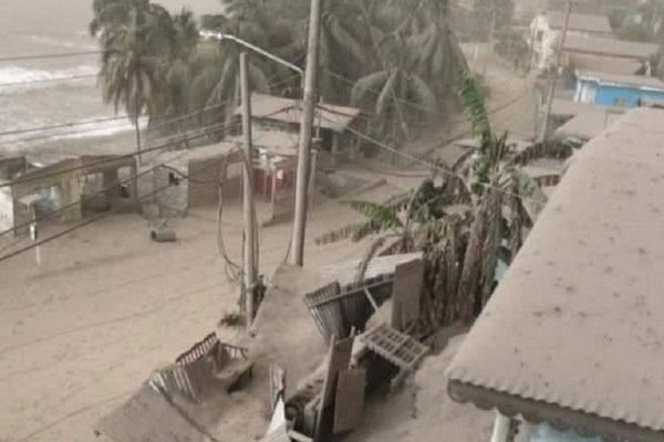Liên hợp quốc kêu gọi hỗ trợ quốc tế cho vùng bị ảnh hưởng bởi núi lửa La Soufriere