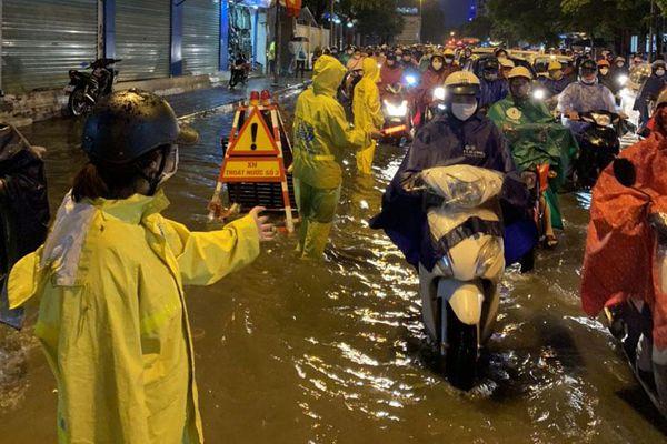 Hà Nội ban hành kế hoạch thoát nước, chống úng ngập mùa mưa 2021