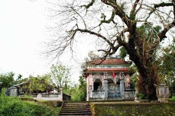 Ngôi làng 500 tuổi bên dòng Ô Lâu