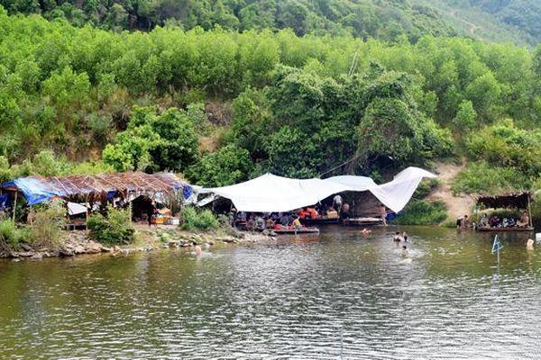 Thượng nguồn Ô Lâu được công nhận là điểm du lịch sinh thái