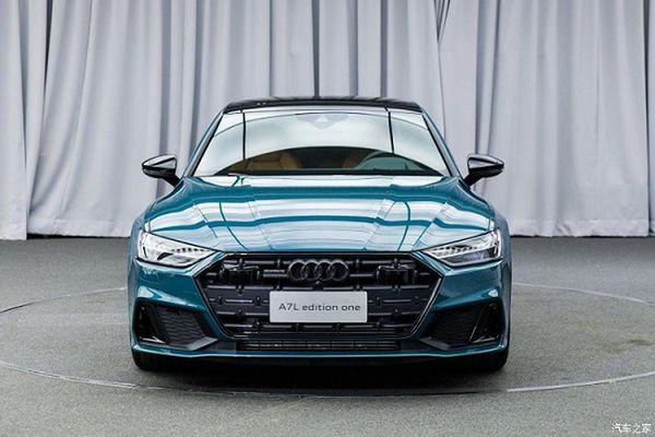 Chi tiết Audi A7L 2021 'dài ngoằng', hơn 2 tỷ đồng tại Trung Quốc