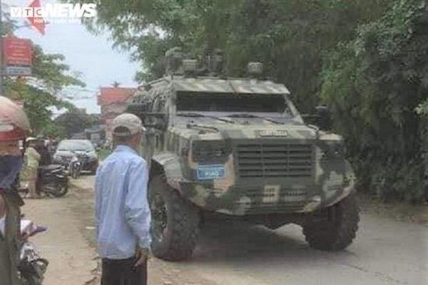 Vụ 2 người tử vong sau tiếng súng nổ ở Nghệ An: Vây ráp căn biệt thự của nghi phạm