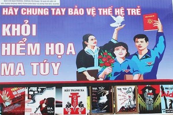 Hà Nội triển khai một số nhiệm vụ trọng tâm trong phòng, chống ma túy, mại dâm