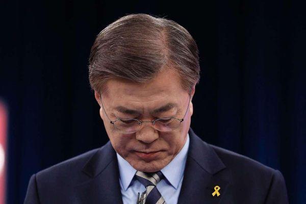 Thanh niên Hàn Quốc quay lưng với đảng cầm quyền