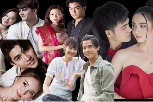 Những 'cặp đôi màn ảnh' Thái Lan được mong chờ nhất năm 2021: Mario - Yaya là ẩn số thú vị nhất!
