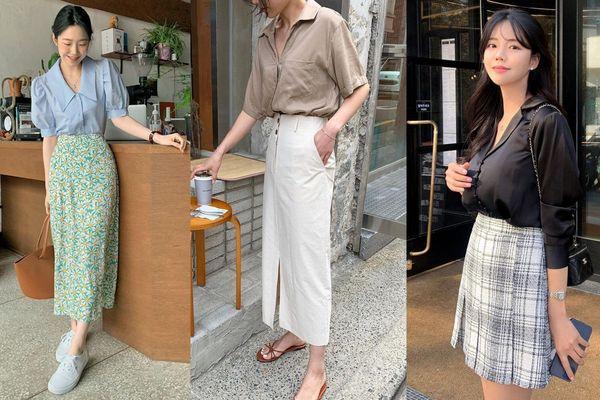 Ghim 12 cách diện chân váy để mặc chuẩn xinh, sành điệu từ dịp nghỉ lễ đến hết hè
