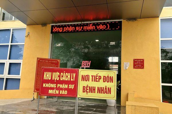 Huyện Thọ Xuân rà soát, truy vết người về địa phương tiếp xúc với trường hợp F0 ở Hà Nam và Nghệ An