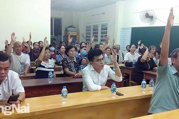 Người ứng cử đại biểu Quốc hội bắt đầu tiếp xúc cử tri vận động bầu cử từ ngày 6-5