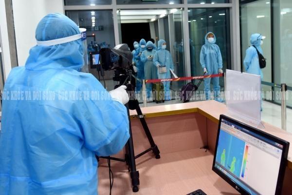 220 công dân nhập cảnh từ Nhật Bản được trở về địa phương sau khi hoàn thành cách ly y tế tại Nghệ An