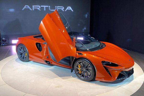McLaren Artura PHEV ra mắt tại Thái Lan, giá hơn 535.000 USD