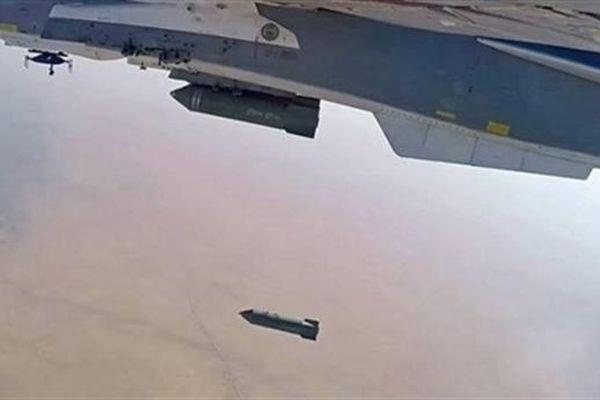 Máy bay không xác định tấn công căn cứ Thổ tại Syria