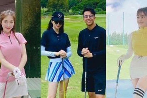 Thời trang chơi golf của mỹ nhân Việt có gì đặc biệt, khác lạ?