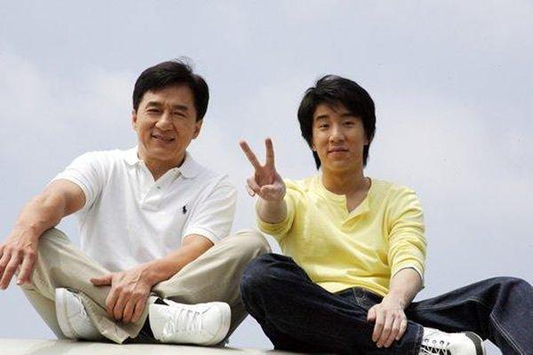 Con trai ngôi sao võ thuật Thành Long trở lại đóng phim