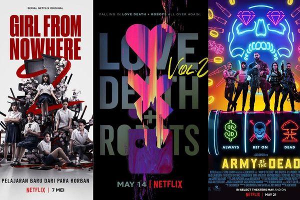 Phim Netflix tháng 5: Ai đủ sức để cưỡng lại màn comeback của 'cô gái quỷ' Nanno?
