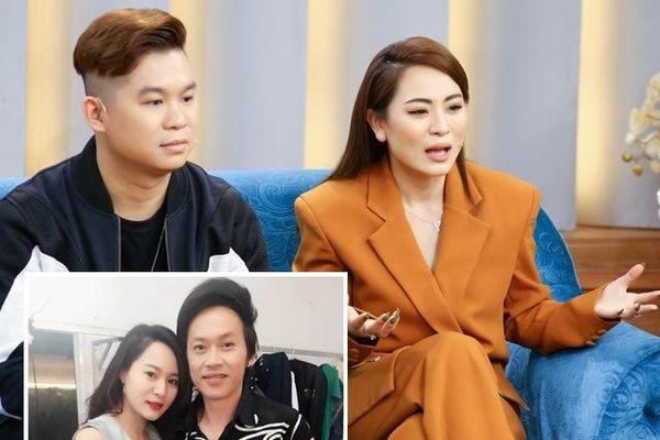 Con gái nuôi của Hoài Linh lớn tiếng nơi đông người khiến bạn trai khó chịu