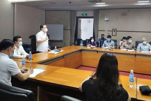 Tăng cường phòng, chống dịch tại các khu công nghiệp trên địa bàn Hà Nội