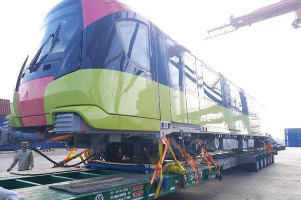 Sự cố tàu Ever Given mắc kẹt làm đoàn tàu Metro Nhổn - Ga Hà Nội về nước chậm nửa tháng