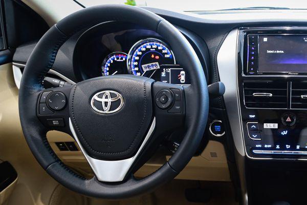Tôi có nên độ cruise control cho Toyota Vios đời 2019?