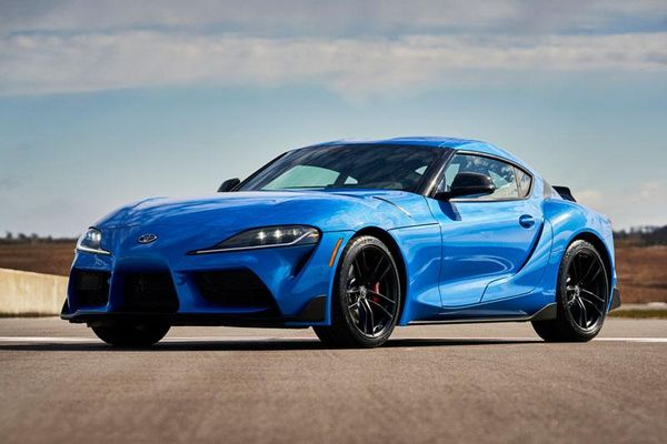 Top 10 xe hơi nhanh nhất trong tầm giá dưới 50.000 USD: Vinh danh Toyota Supra