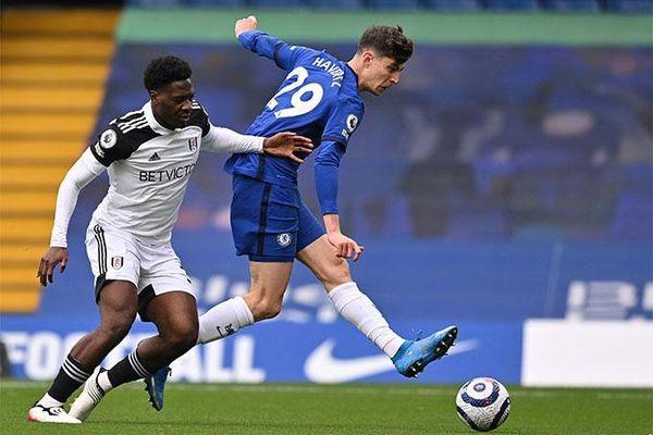 Havertz lập cú đúp, Chelsea lại 'bắt nạt' Fulham