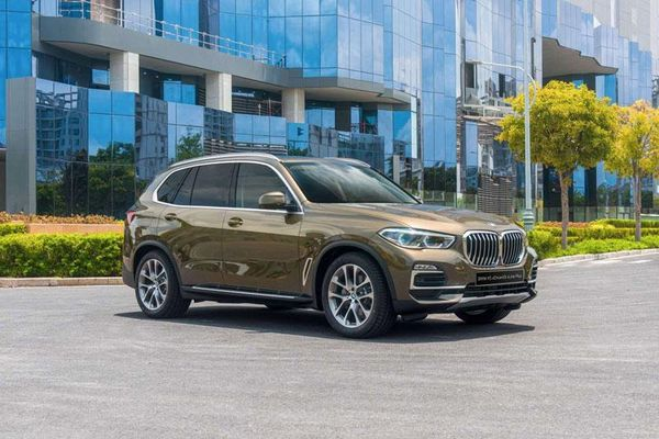 Bảng giá xe BMW tháng 5/2021: 5-Series 2021 lên kệ