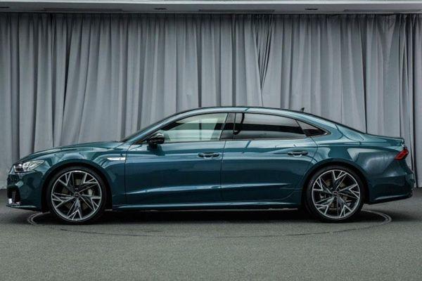 Khám phá Audi A7 L 2021 vừa ra mắt