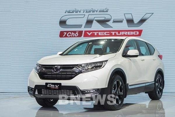 Honda Việt Nam triệu hồi gần 28.000 xe ô tô thuộc 6 dòng xe khác nhau