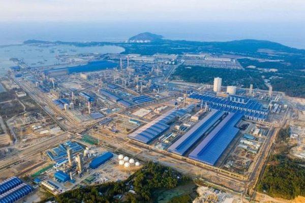 Quảng Ngãi gỡ vướng cho 'siêu dự án' Dung Quất 2 của Hòa Phát