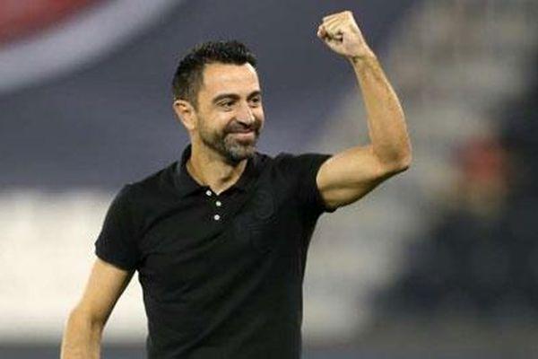 Xavi đã được Barca chọn thay thế HLV Koeman