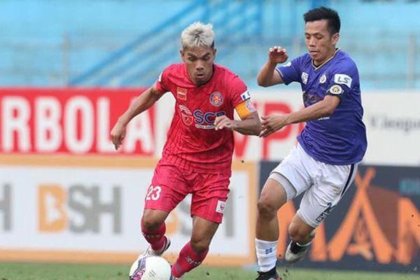 Hoàng Anh Gia Lai bảo vệ ngôi đầu, Hà Nội FC thắng trở lại