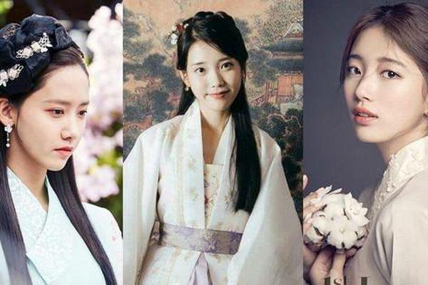 Visual đỉnh cao như IU, Suzy, Yoona mà mặc đồ cổ trang vẫn chưa hút hồn bằng sao trẻ này