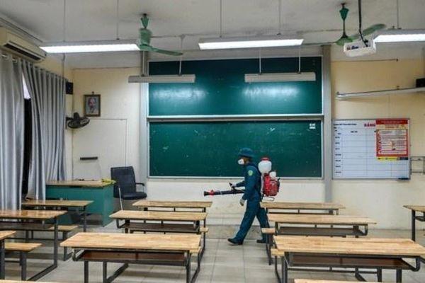 Vĩnh Phúc thông báo khẩn cho học sinh nghỉ học