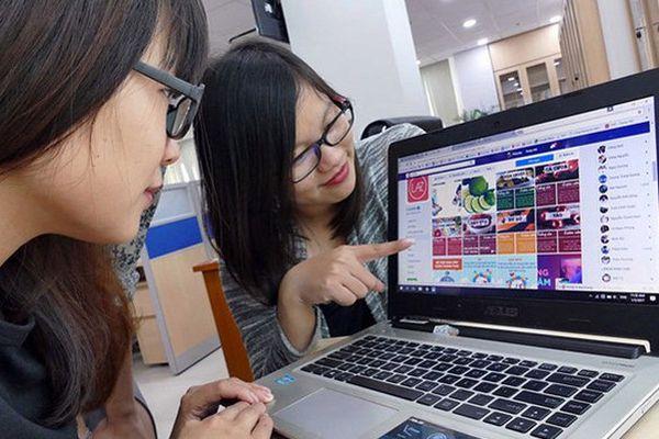 Mua sắm trực tuyến tại Việt Nam: Nữ giới chiếm đa số