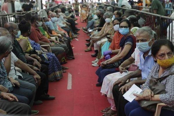 Ấn Độ ghi nhận hơn 50% số ca mắc mới trên thế giới trong ngày qua
