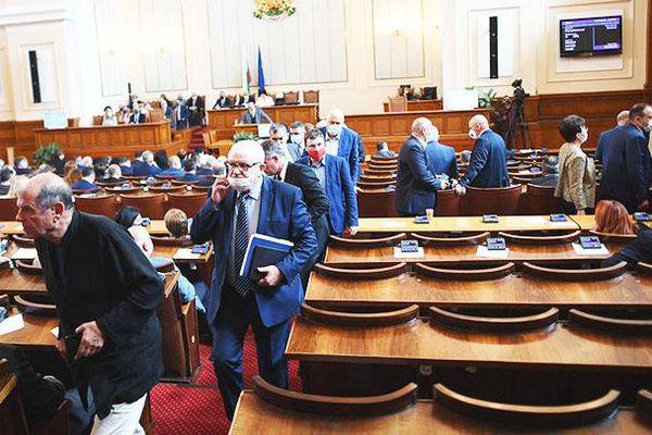 Bất ổn chính trị tại Bulgaria