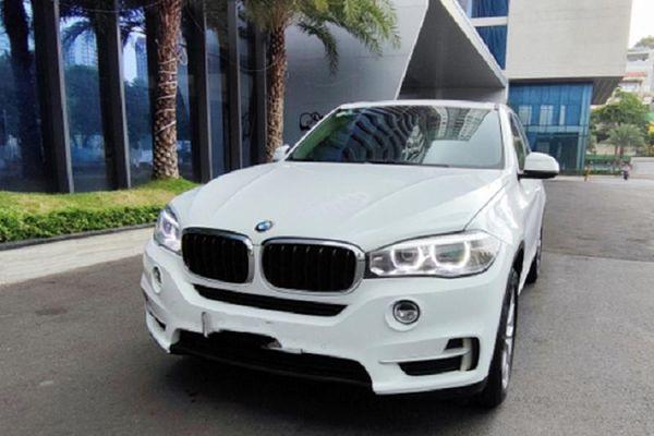 BMW X5 máy dầu chỉ 1,8 tỷ đồng, đi 5 năm 'bay' nửa giá